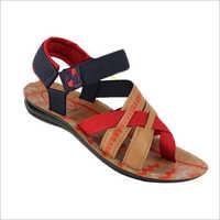 Mens Brown-Beej Sandals