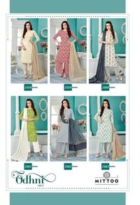 Mittoo By Odhni Vol-3 Designer Kurti