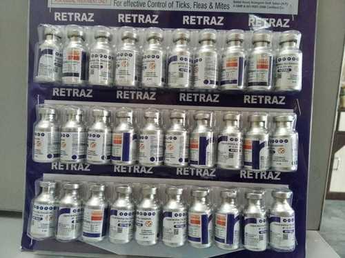 Liquid Amitraz Dip  Concetrate Ip 12.5% ( Retraz) 6ml