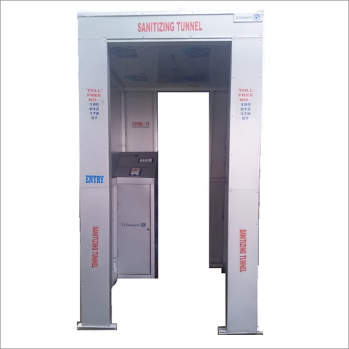 Disinfection Sanitizing Tunnel Portable