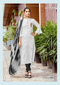 Mittoo By Odhni Vol-4 Ladies Designer Kurti