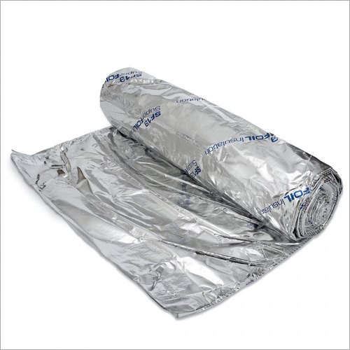 Multilayer Silver Packaging Roll