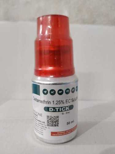 DELTAMETHRIN 1.25% EC Solution ( D-tik ) 50ml