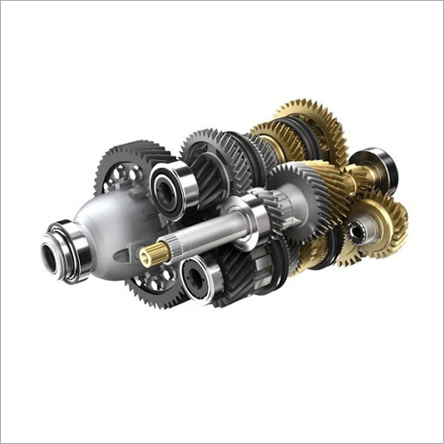 4 Wheeler Gear Box