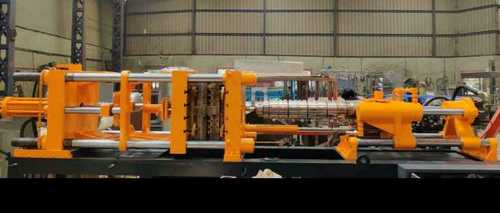 Preform Injection Moulding Machine