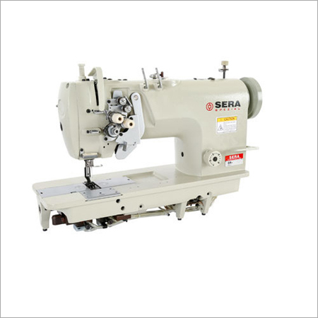 Double Needle Lockstitch Split Bar Sewing Machine