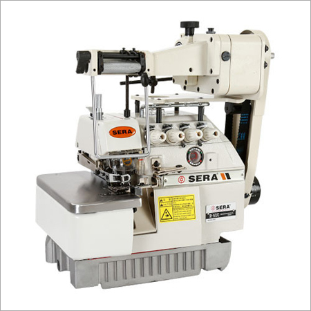 Direct Drive Overlock Chain Stitch Sewing Machine