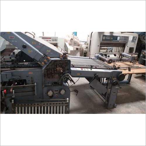 STAHL FT47 4+4 A PAPER FOLDING MACHINE