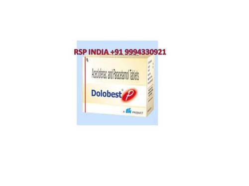Dolobest P Tablets