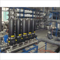 Waste Water Recovery Plant