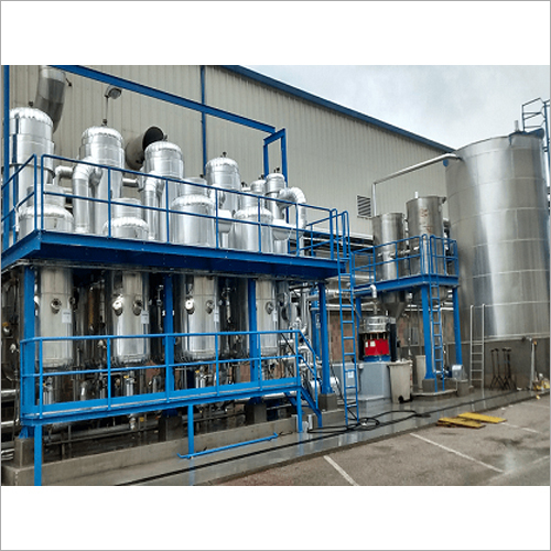 Waste Water Caustic Recovery Plant