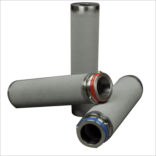 Sintered Cartridge Filter