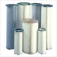 Pleated Dust Collector Cartridge