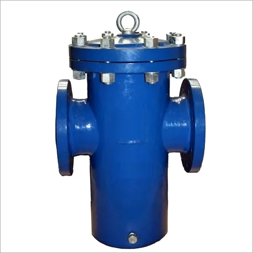 T Flanged Strainer