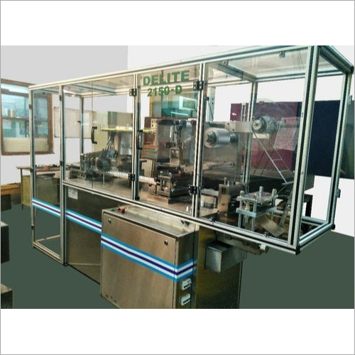 Fully Automatic ALU Blister Packaging Machine