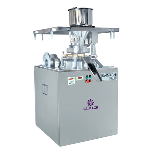 Automatic Tablet Punching Machine