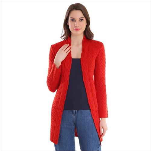 Woolen Outer Fancy Sweater