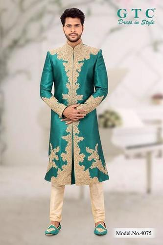 4075 Exclusive Sherwani
