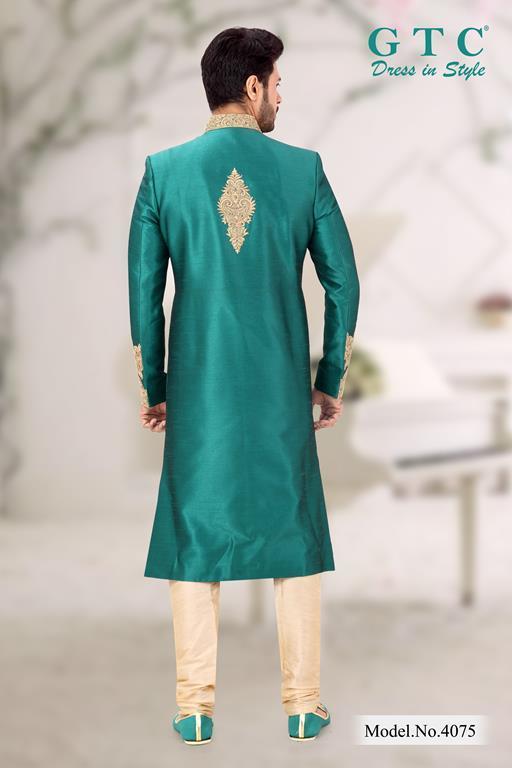 4075 Exclusive Sherwani