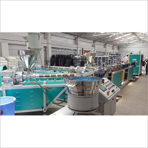 Inline Online Drip Irrigation Pipe Making Machine