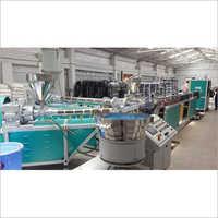 Inline Online Drip Irrigation Pipe Making Machine