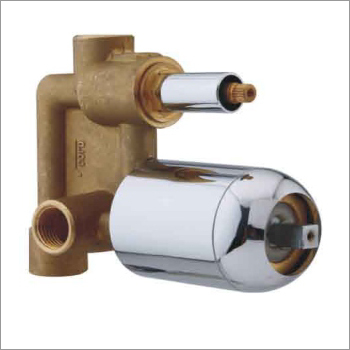 46mm Way High Flow Single Lever Diverter Body