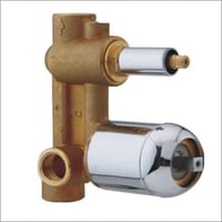 40mm 4 Way High Flow Single Lever Diverter Body