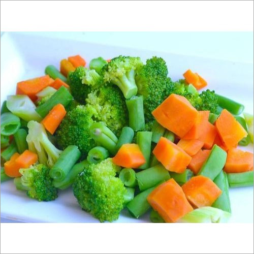 Frozen Cut Mix Vegetables