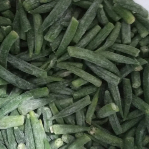 Frozen Whole Okra