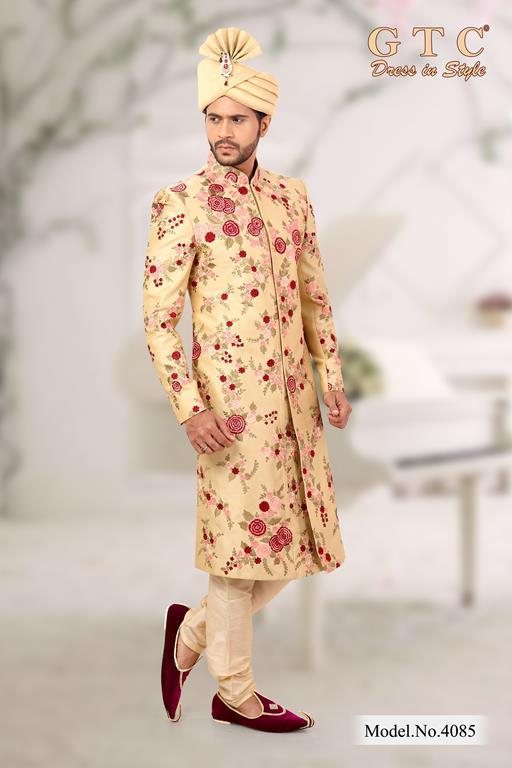 4085 EXCLUSIVE SHERWANI