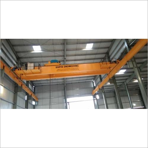 Industrial Girder EOT Crane