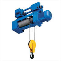 EOT Wire Rope Hoist
