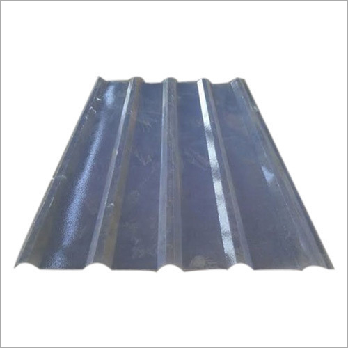 4 MM Polycarbonate Corrugated Sheet