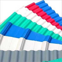 Color Coated FRP Sheet