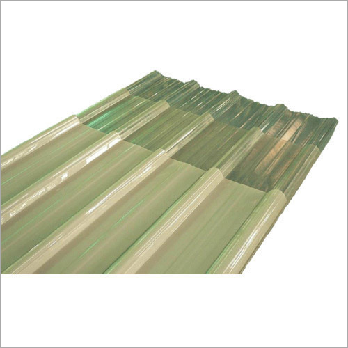 Transparent FRP Profile Sheet