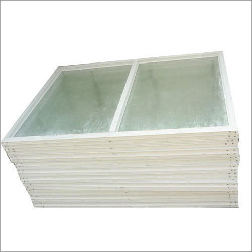 Fiberglass Transparent Window