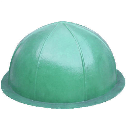 Color Coated FRP Dome