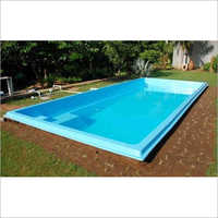 Hotel FRP Swimming Pool
