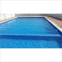 FRP Rectangle Swimming Pool On Terrace
