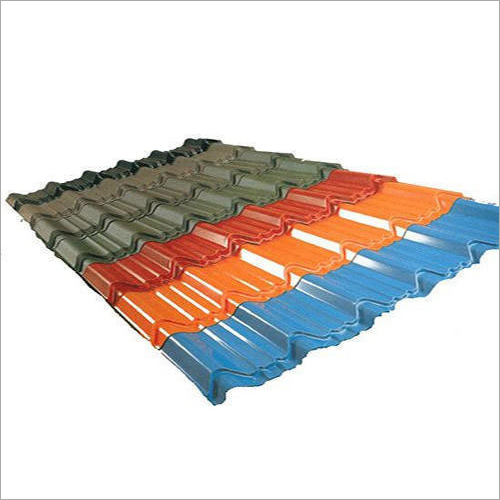Rectangle UPVC Roofing Sheet