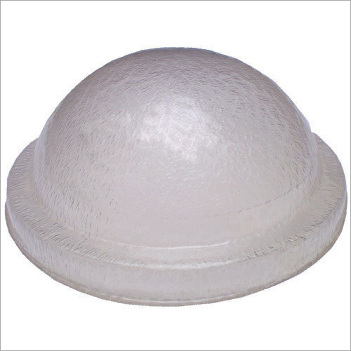 Cold Rolled Polycarbonate Dome