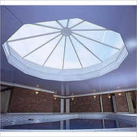 Polycarbonate Flat Roof Dome