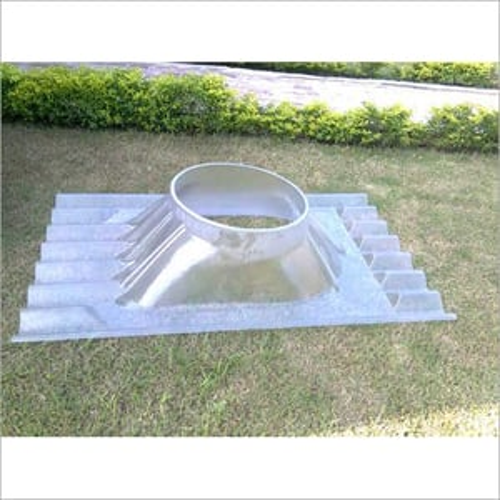 Polycarbonate Base Plate Turbo Air Ventilator