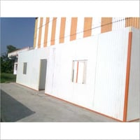 Puff Panel Roofing Wall