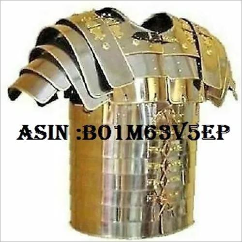 Brass Trimmed Roman Lorica Segmentata Armor