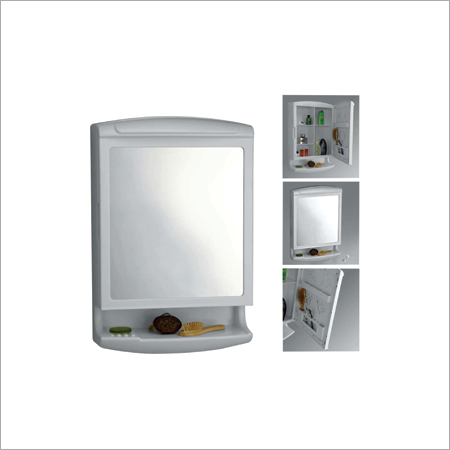 Plastic Bathroom Cabinet