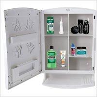 Plastic Bathroom Cabinet
