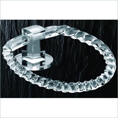 Crystal Towel Ring
