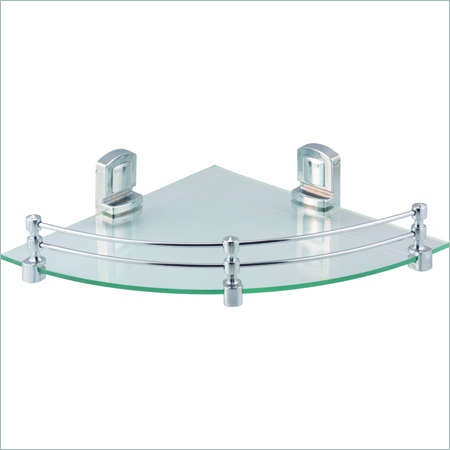 Corner Glass Tray