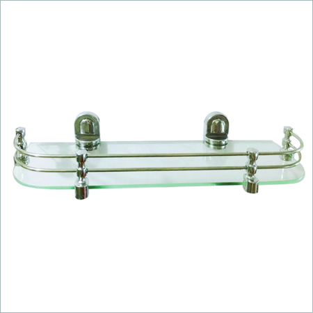 Straight Glass Shelf